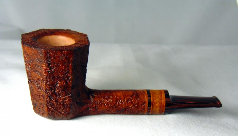 Rdpipes 114 Blasted 8 sided Paneled Dublin