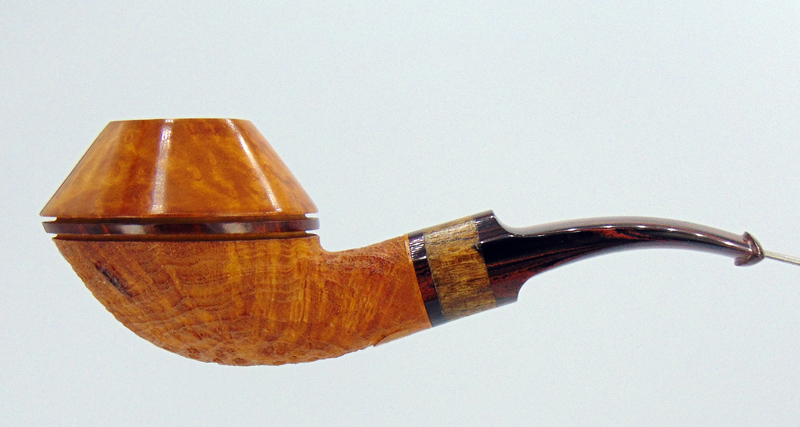 Rdpipes 164 Partially Blasted Rhodesian