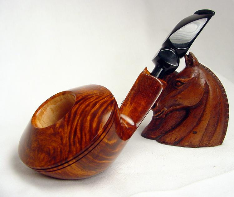 Ron Powell Smoking Pipe