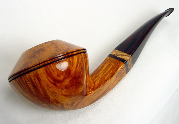 Ron Powell Large Bent Bulldog