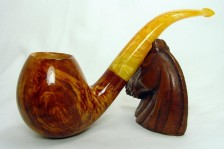 Rdpipes 36 Large 3/4 Bent Egg