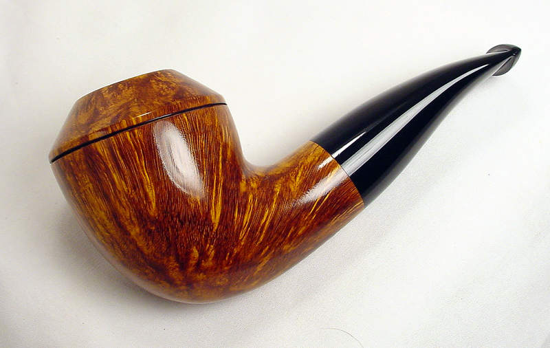 Ron Powell Large Bent Chubby Rhodesian