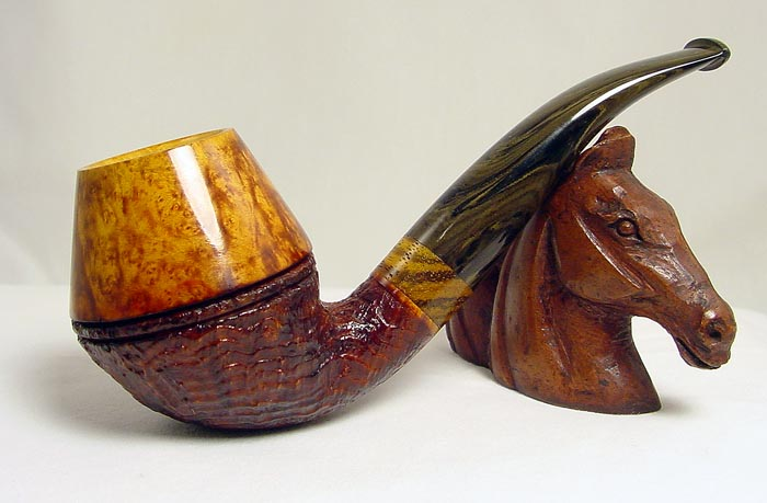 Rdpipes 69 Partially Blasted Tall Rohdesian