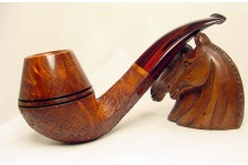 Rdpipes 71 Partially Blasted Bent Bulldog