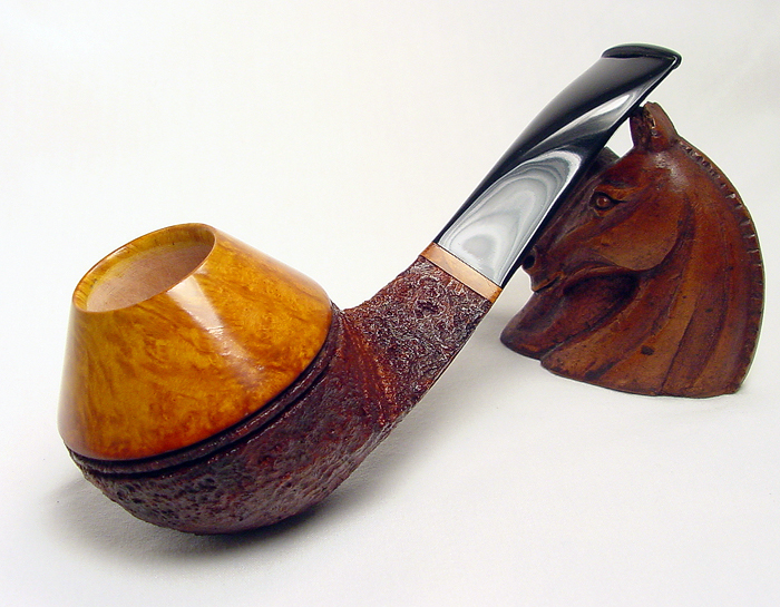 Rdpipes 72 Partially Blasted Bulldog