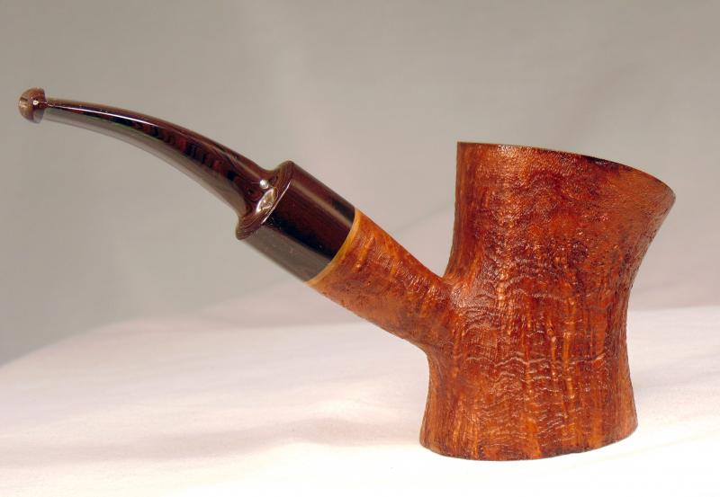 Rdpipes 95 Blasted Cherrywood Poker